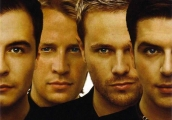Westlife - Face To Face (Front)